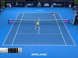 Adélaïde - Barty jouera la finale
