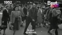 En 1952, la France apprenait qu'elle comptait 42 millions d'habitants