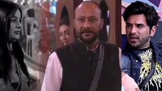 Bigg Boss 13: Shehnaaz Gill के पापा पर भड़के Paras Chhabra, सुनाई खरी-खोटी | FilmiBeat