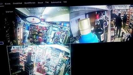 Banbury Convenience Store CCTV