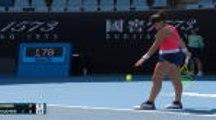 Open d'Australie - Rogers se rapproche du tableau final
