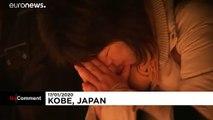 À Kobe, 25 ans après, les habitants se souviennent du séisme