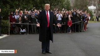 Trump Says 'Terrible Debater' Bloomberg Is Skirting 2020 Democratic Debates