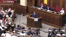 Ukraine : Zelensky refuse la démission de son Premier ministre