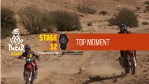 Dakar 2020 - Étape 12 / Stage 12 - Top Moment by Rebellion