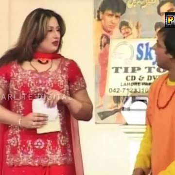 Best Of Gulnar and Saien Stage Drama Full Comedy Funny Clip