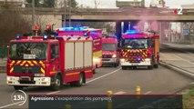 Strasbourg : le ras-le-bol des pompiers