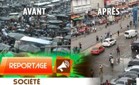 "Désencombrement du boulevard ""Nangui Abrogoua"" d'Adjamé"