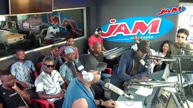 """Claire Bahi sur Radio JAM : Appelez-moi """"LA MAMA"""""""