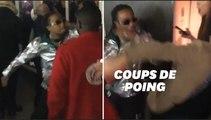 Le rappeur Quavo s'est battu dans une soirée parisienne