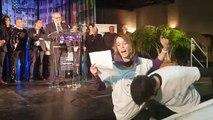 Chambéry : vœux perturbés pour le maire Michel Dantin