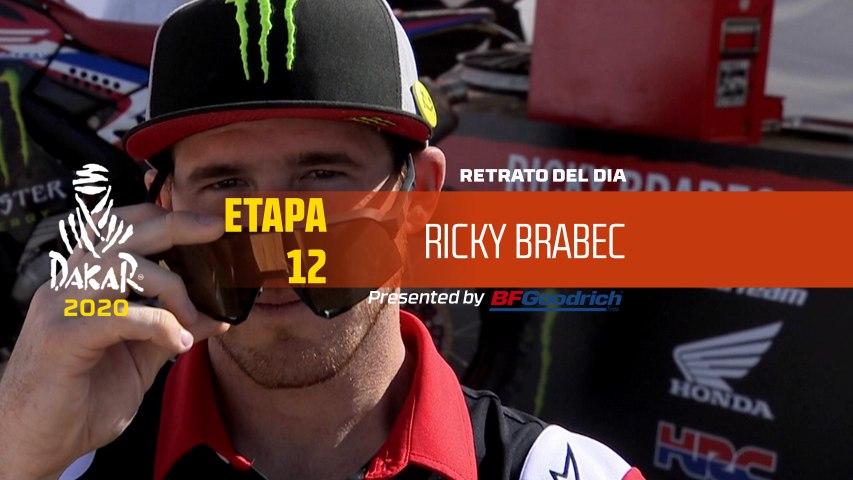 Dakar 2020 - Etapa 12 - Retrato del día - Ricky Brabec