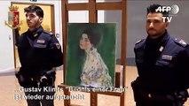 Gestohlenes Klimt-Werk nach 20 Jahren wieder aufgetaucht