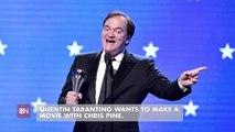 Quentin Tarantino Likes This Actor