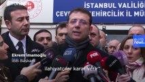 İstanbul Büyükşehir Belediyesi, cemevlerine temizlik ve benzeri hizmetleri ücretsiz verecek