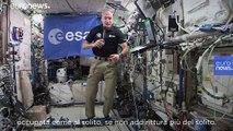"""""""Cronache dallo Spazio"""": festeggiamenti interplanetari e poi di nuovo al lavoro!"""