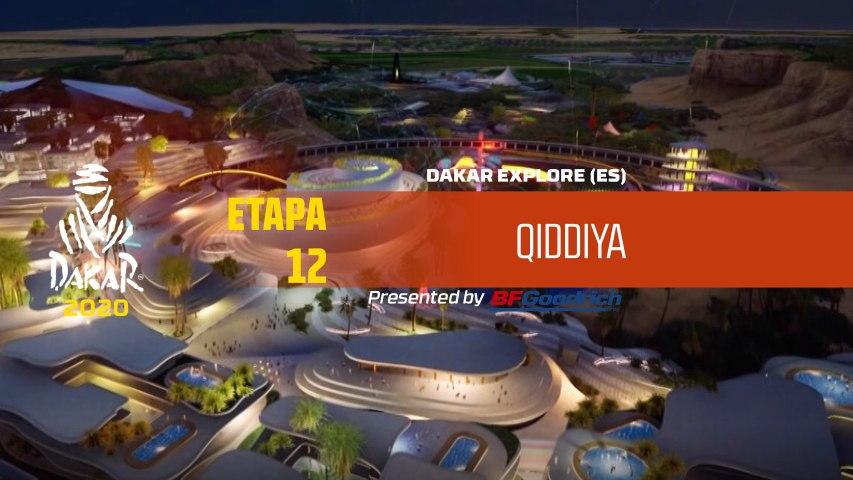 Dakar 2020 - Etapa 12 - Qiddiya