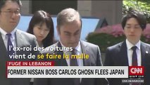 Carlos Ghosn : les coulisses d'une fuite rocambolesque
