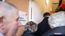 Interview de Jean-Jacques Eledjam, président de la Croix-Rouge française.