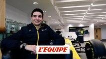Ocon «Mon but est de s'intégrer dans cette nouvelle équipe» - F1 - Renault