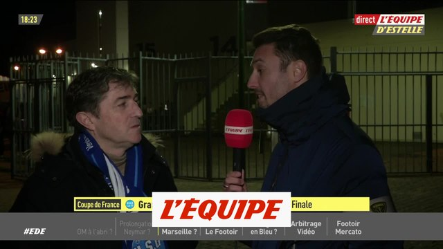 L?OM va laisser la recette à Granville - Football - Coupe de France
