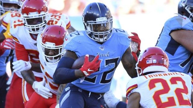 AFC Championship: Titans vs. Chiefs Betting Odds, Picks, Props, Spread