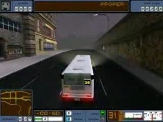 BUS DRIVER SIMULATOR (IN-GAME)