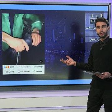 """النهار ترندينغ: """"صرخة عامل نظافة"""".. فيديو يصنع الحدث على مواقع التواصل الإجتماعي"""