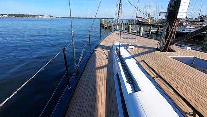 Boat Walkthrough: Beneteau First Yacht 53