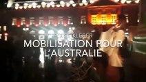 Rassemblement pour l'Australie à Strasbourg