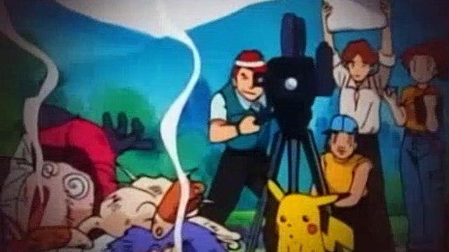 Pokemon S01E71 Lights, Camera, Quacktion!
