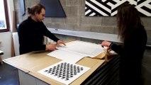 Symetria redéfinit les limites de l'art constructif