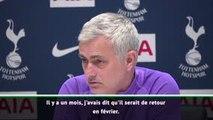 """Tottenham - Mourinho : """"Lloris, comme une recrue hivernale"""""""