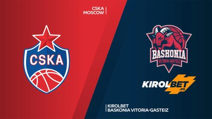 EuroLeague 2019-20 Highlights Regular Season Round 20 video: CSKA 94-90 Baskonia