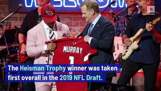 Cardinals Quarterback Kyler Murray Hints at Playing in MLB