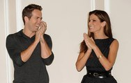 Sandra Bullock and Ryan Reynolds Had a Tense Sing-Off for Betty White's 98th Birthday