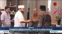 Pemkot Bengkulu Bangun Kerja Sama dengan Metro TV