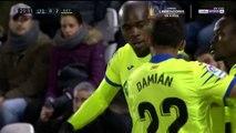 Gol de Nyom para Getafe sobre Leganés