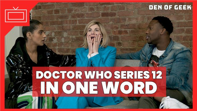 Doctor Who Season 12 - The Cast Describes the Season in One Word