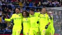 Gol de Mata para Getafe ante Leganés