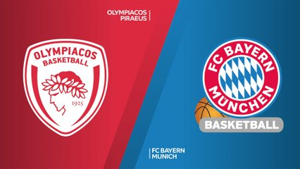 EuroLeague 2019-20 Highlights Regular Season Round 20 video: Olympiacos 89-72 Bayern