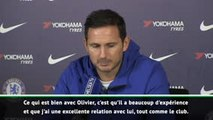 """Transferts - Lampard sur Giroud : """"Quelque chose va peut-être se passer''"""