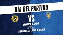 Liga MX: Frente a frente, América vs Tigres