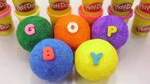 Making 6 Ice Cream Colors Jelly and Surprise Egg With Play Doh