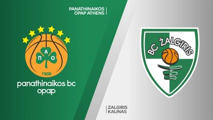 EuroLeague 2019-20 Highlights Regular Season Round 20 video: Panathinaikos 96-94 Zalgiris