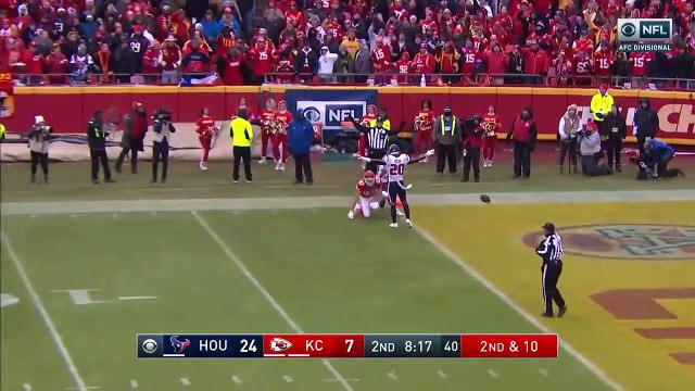 Texans vs. Chiefs Divisional Round Highlights _ NFL 2019 Playoffs
