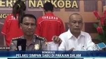Polisi Tangkap Pasutri Pengedar Sabu