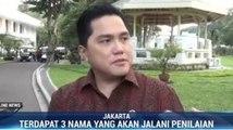 Erick Thohir Kantongi 3 Nama Calon Dirut Garuda