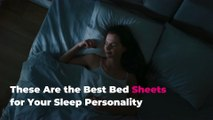 These Are the Best Bed Sheets for Your Sleep Personality