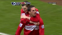 Les buts de Jérémie Aliadière pour... et contre Arsenal !